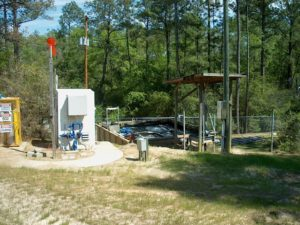 Wastewater drip disposal system